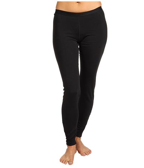 Pantaloni Patagonia - Merino 2 Lightweight Bottom - Black