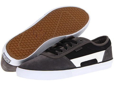 Adidasi etnies - RCT - Grey/Black/White
