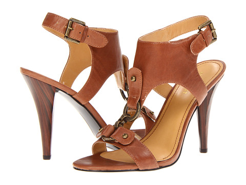 Pantofi Nine West - Bezel - Light Brown Leather