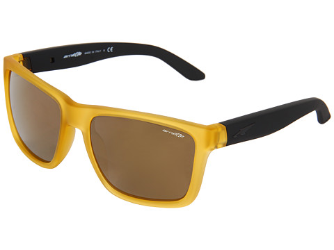 Ochelari Arnette - Witch Doctor - Yellow w/ Gold Mirror