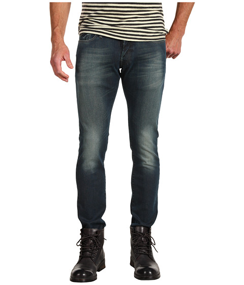 Pantaloni G-Star - 3301 Super Slim Jean in Dark Aged - Dark Aged