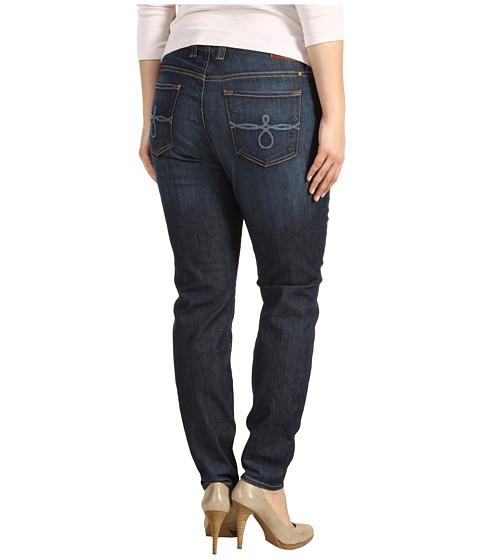 Blugi Lucky Brand - Plus Size Ginger Skinny Jean in Medium Sandall - Medium Sandall