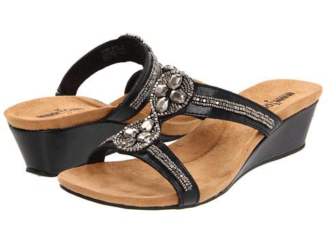Sandale Minnetonka - Soho Slide - Black