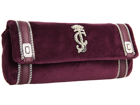 Genti de mana Juicy Couture - Suze Chain Chain Chain - Plum Perfect