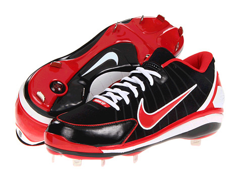 Adidasi Nike - Air Huarache 2K4 Low - Black/White/Game Red