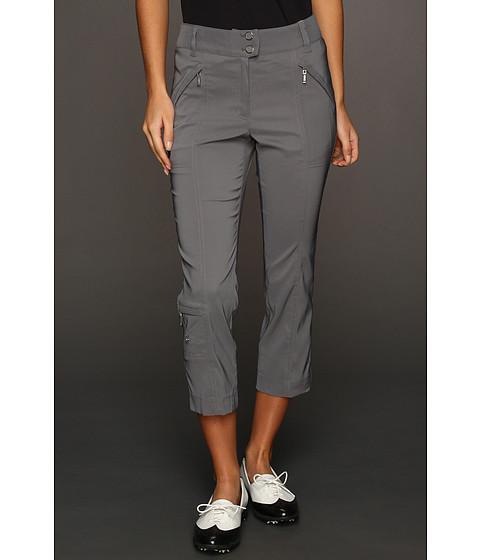 "Pantaloni DKNY - Mindy 33\\"" Capri - Python Grey"