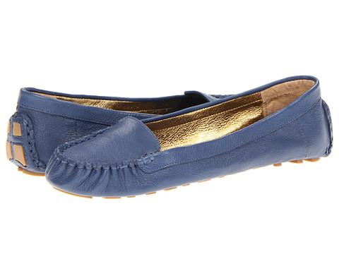 Balerini Nine West - Tyrant - Blue Gold Leather