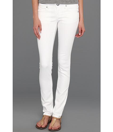 Pantaloni Volcom - Sound Check Super Skinny Jean - White