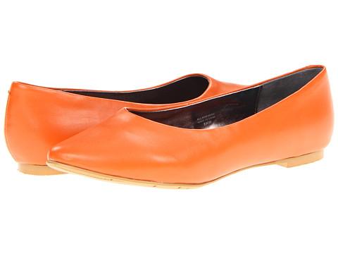 Balerini Fitzwell - Jen Ballet Flat - Orange