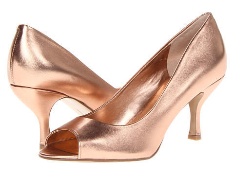 Pantofi Nine West - Quinty - Pink Mettallic