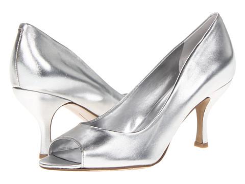 Pantofi Nine West - Quinty - Silver Metallic