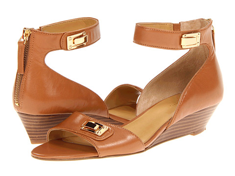 Sandale Nine West - Violin - Natural Leather