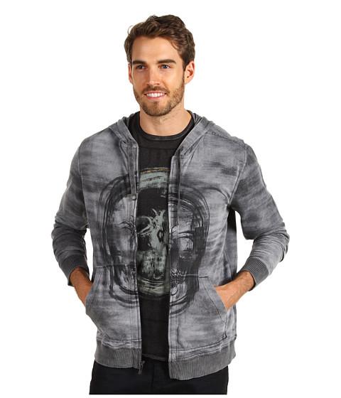Tricouri Calvin Klein - Skull Graphic Hoodie - Black
