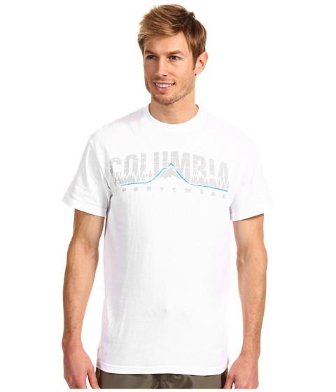 Bluze Columbia - Outdoor Pride™ Short Sleeve Tee - White