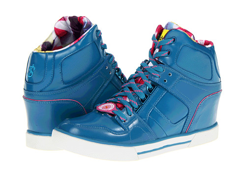 Adidasi SKECHERS - Daddy\s Money - Cha-Ching - Blue