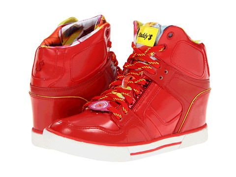 Adidasi SKECHERS - Daddy\s Money - Cha-Ching - Red