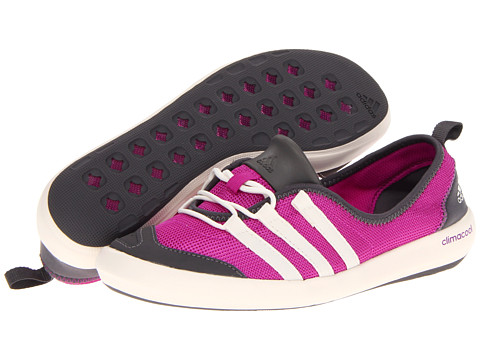 Adidasi adidas - CLIMACOOLî Boat Sleek - Vivid Pink/Chalk/Sharp Grey