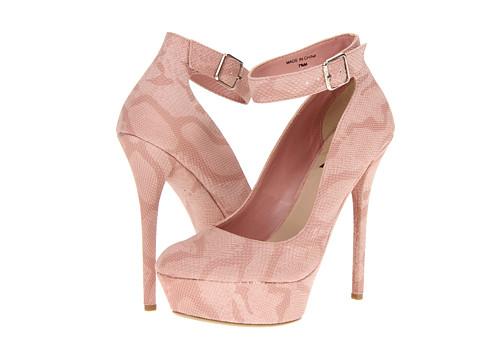 Pantofi Type Z - Oceana - Pink