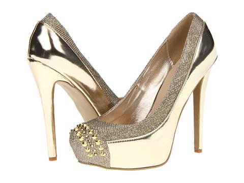 Pantofi Type Z - Odessa - Gold