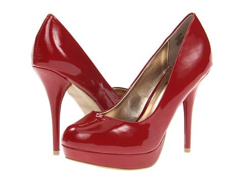 Pantofi Type Z - Starre - Red