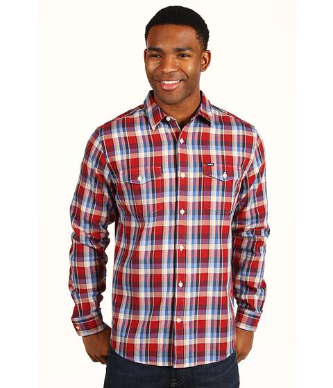 Bluze Hurley - L/S Radium Shirt - Saffron