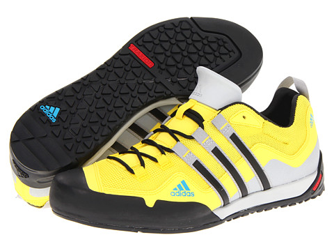 Adidasi adidas - Terrex Swift Solo - Vivid Yellow/Black/Clear Grey