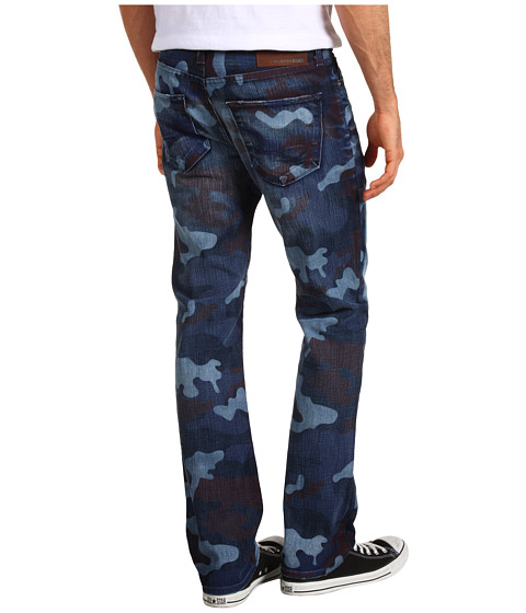 Blugi Big Star - Division Straight Jean in 16 Year Vancouver Camo - 16 Year Vancouver