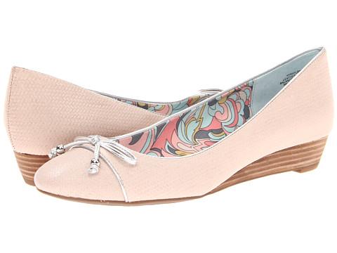 Pantofi Anne Klein - Raylene - Koala/Argento Leather