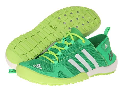 Adidasi adidas - CLIMACOOLÃ'® Daroga Two - Vivid Green/Chalk/Solar Slime
