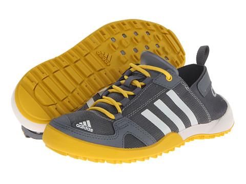 Adidasi adidas - CLIMACOOL® Daroga Two - Lead/Chalk/Tribe Yellow