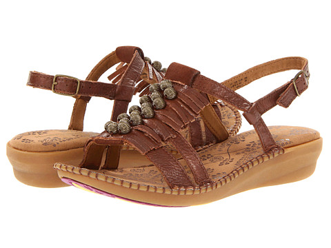 Sandale Hush Puppies - Laze Sling - Brown Leather