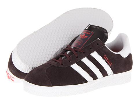 Adidasi Adidas Originals - Gazelle 2.0 - Suede - Urban Trail/White/Light Red