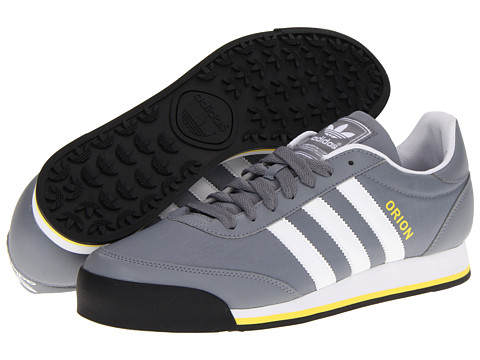 Adidasi Adidas Originals - Orion 2 - Nylon - Tech Grey/White/Vivid Yellow
