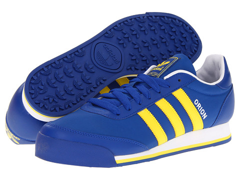 Adidasi Adidas Originals - Orion 2 - Nylon - True Blue/Vivid Yellow/White