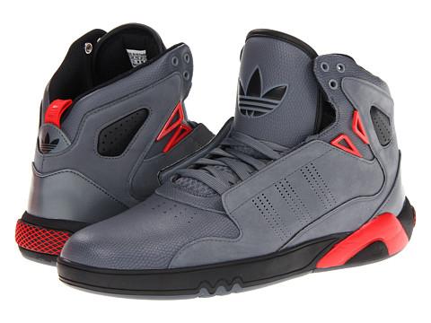 Adidasi Adidas Originals - Roundhouse Mid 2.0 - Lead/Black