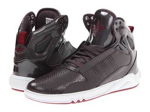 Adidasi Adidas Originals - Roundhouse Mid 2.0 - Urban Trail/Urban Trail/Cardinal