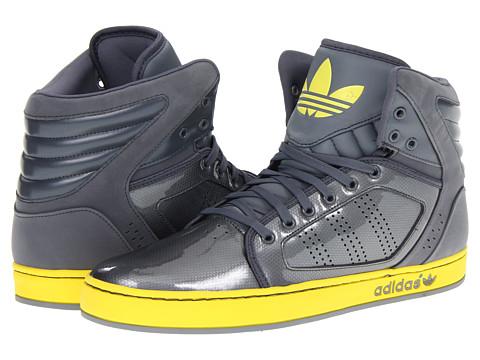 Adidasi Adidas Originals - adi High EXT - Lead/Vivid Yellow