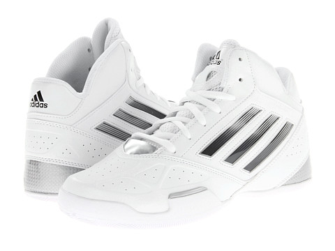 Adidasi adidas - Team Feather 3 W - Color Cards - Running White/Black/Metallic Silver