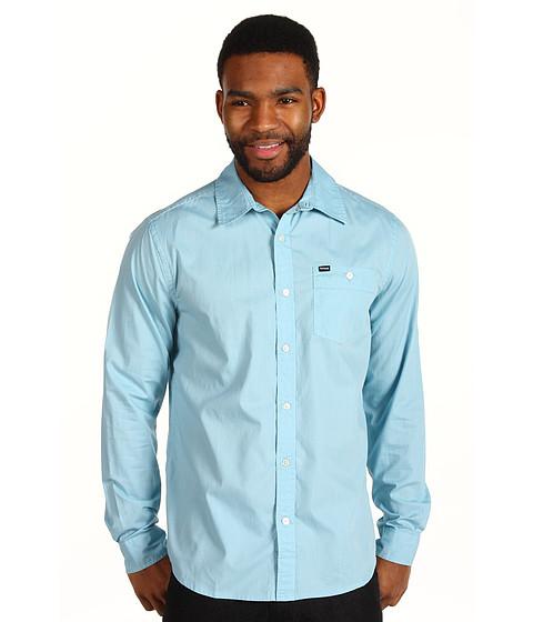 Bluze Hurley - Rise Solid L/S Shirt - Light Blue