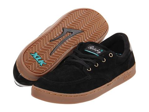 Adidasi Lakai - Belmont XLK - Black/Gum Suede