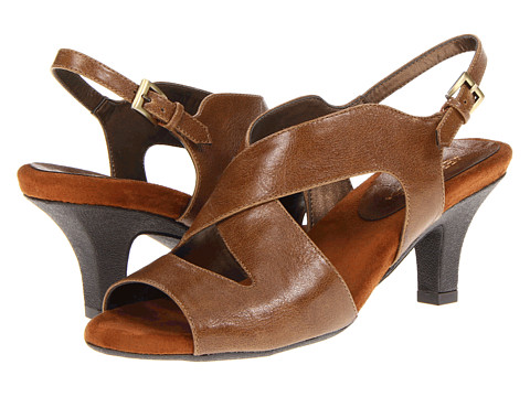 Sandale Aerosoles - Fax Break - Dark Tan Combo