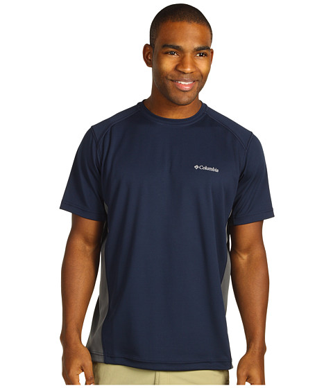 Bluze Columbia - Blasting Coolâ⢠Crew - Collegiate Navy