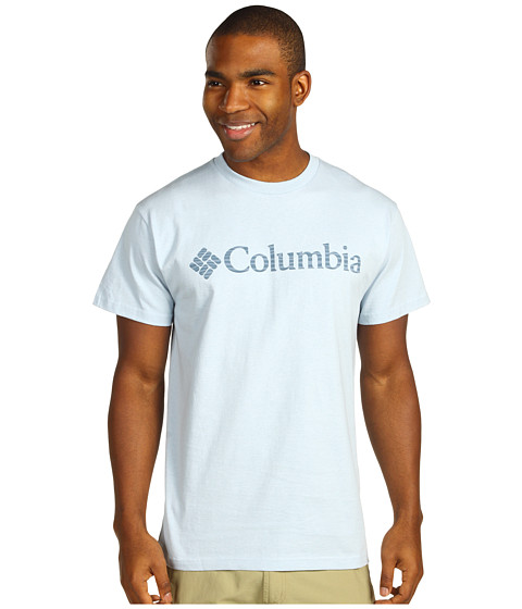 Bluze Columbia - CS Engrained Short Sleeve Tee - Mirage