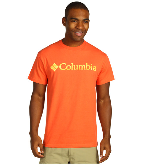 Bluze Columbia - CS Engrained Short Sleeve Tee - Zing