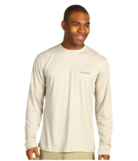 Bluze Columbia - Meeker Peakâ⢠Long Sleeve Shirt - Fossil
