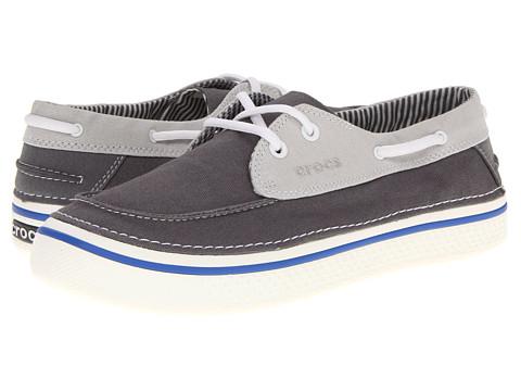 Adidasi Crocs - Hover Boat - Charcoal/White