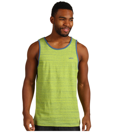 Tricouri Vans - Balboa Tank Top - Stellar Blue/Lime Punch