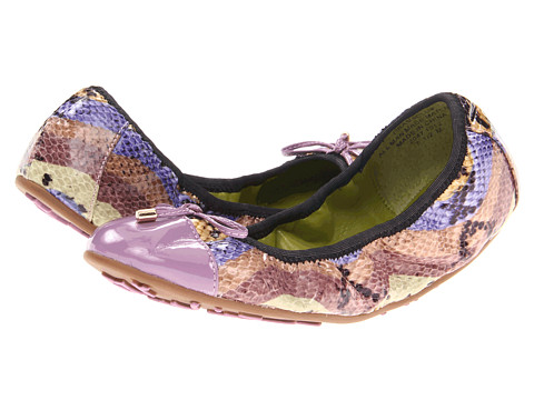 Balerini Nine West - Dramaclub - Purple Multi Synthetic