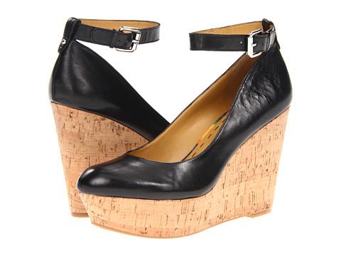Pantofi Nine West - Yesgirl - Black Leather