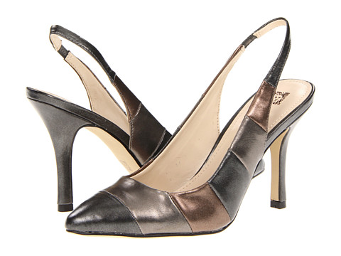 Pantofi Anne Klein - Zaria - Pewter/Taupe/Bronze Synthetic